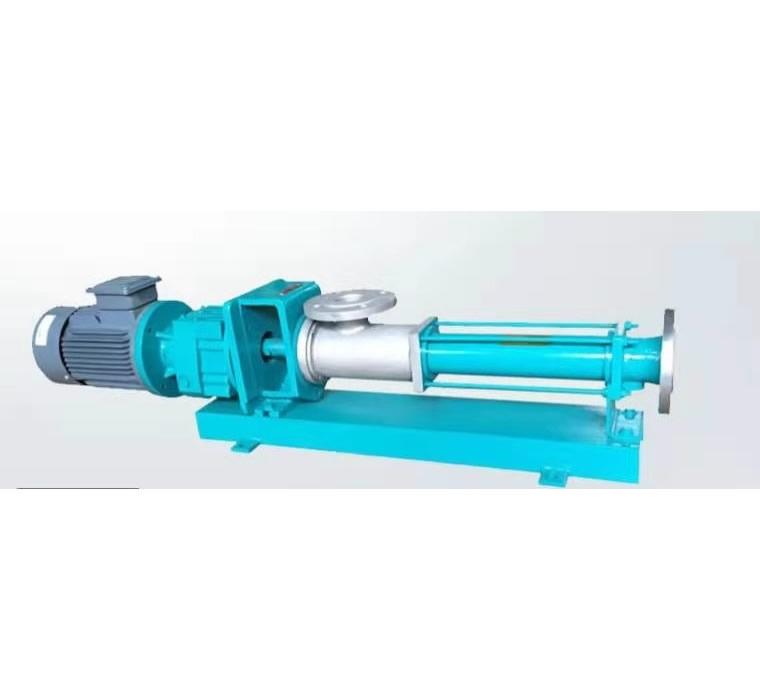 高速螺杆泵和低速螺杆泵的应用范围