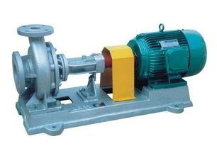 导热油泵易损部件的维修安装