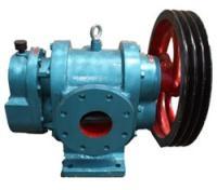 罗茨油泵产生的热量必须从转子传递到外壳